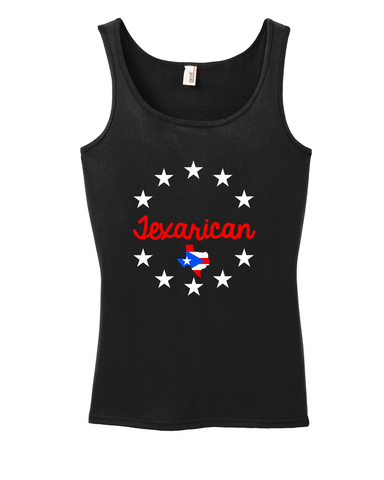 TexaRican - Ladies Tanktop