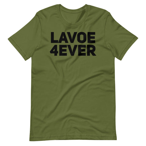 LAVOE 4EVER | Short-Sleeve Unisex T-Shirt