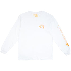 LONG SLEEVES WHITE GOLD