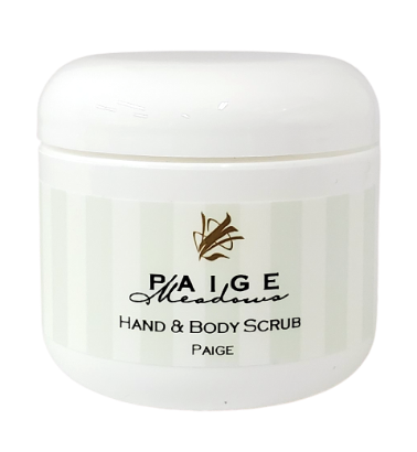 4 oz Hand & Body Scrub