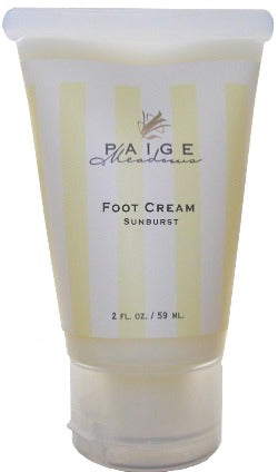 2 oz Foot Cream