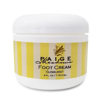 4 oz Foot Cream