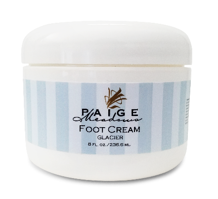 8 oz Foot Cream