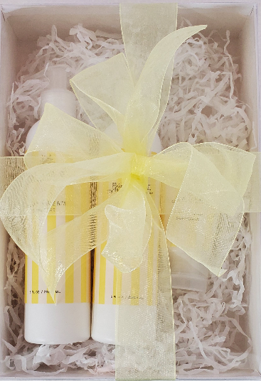 Body Cream, Body Wash and Hand Cream Gift Set