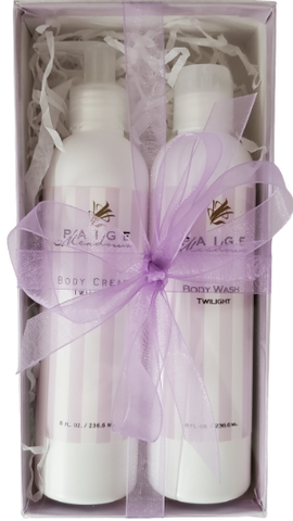 Body Cream & Body Wash Gift Set