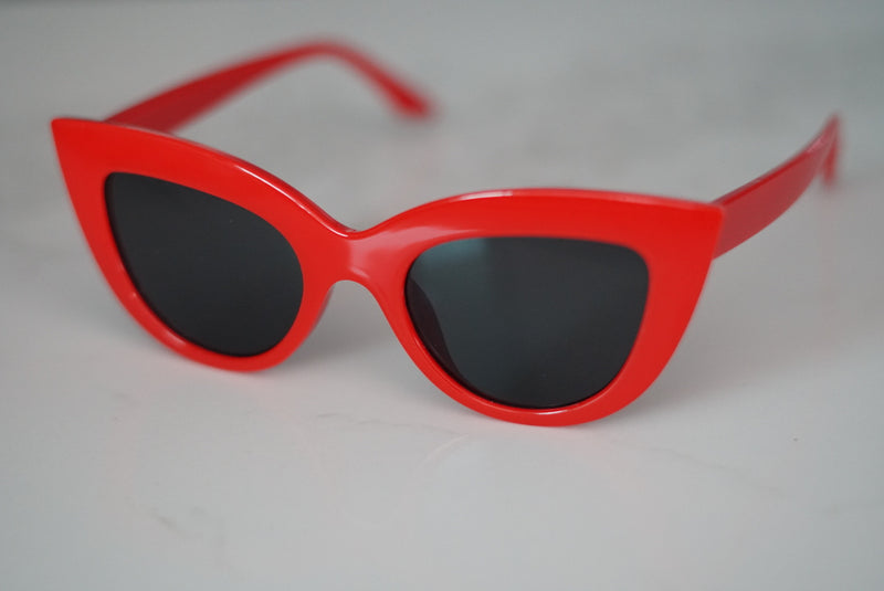 SUSTYLE RED CATEYE