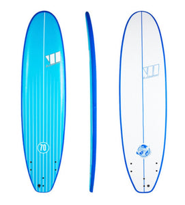 Soft Surfboard Hire Gold Coast - 7' Soft Board