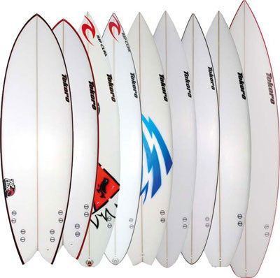 Surfboard Hire Gold Coast - Fibreglass