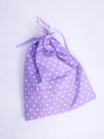 Purple Spring Slim MSD Mystery Bag by MonstroDesigns Ready to Ship - Monstro Designs