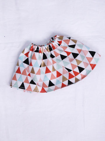 FLASH SALE YOSD Triangle skirt for BJD dolls READY to SHIP - Monstro Designs