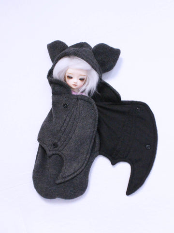 YOSD grey bat wrap monstrodesigns