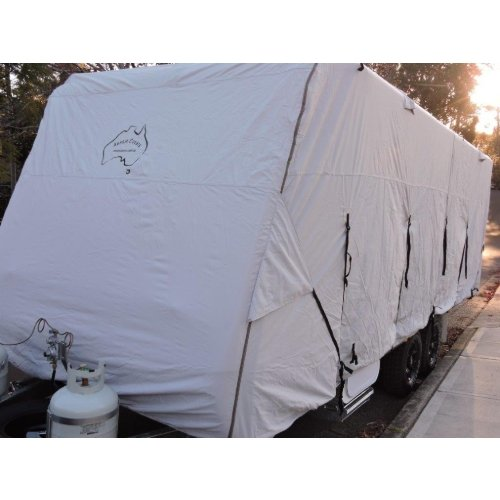 Aussie Caravan Cover 14'-16' - Caravan Covers Direct