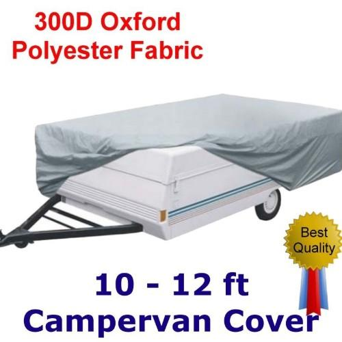 Riese Camper Trailer Cover 10'-12' - Caravan Covers Direct