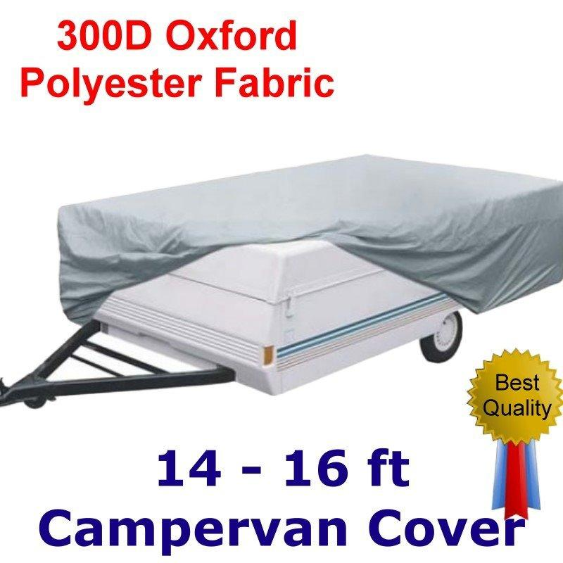 Riese Camper Trailer Cover 14'-16' - Caravan Covers Direct