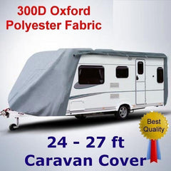 Riese Caravan Cover 24'-27' - Caravan Covers Direct