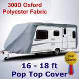 Riese Pop Top Cover 16'-18' - Caravan Covers Direct