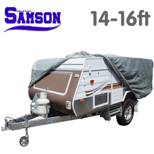 Samson Camper Trailer Cover 14'-16' - Caravan Covers Direct