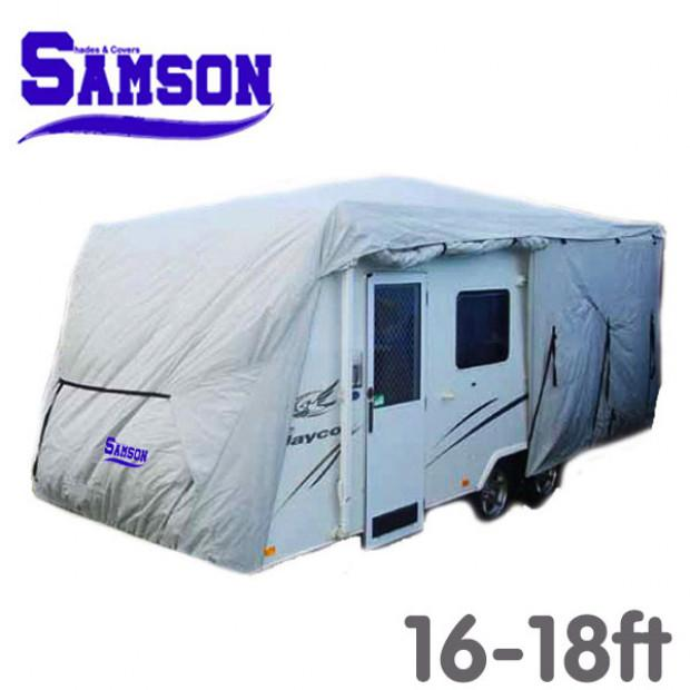 Samson Heavy Duty Caravan Cover 16'-18' - Caravan Covers Direct