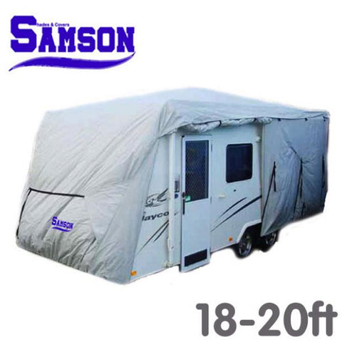 Samson Heavy Duty Caravan Cover 18'-20'