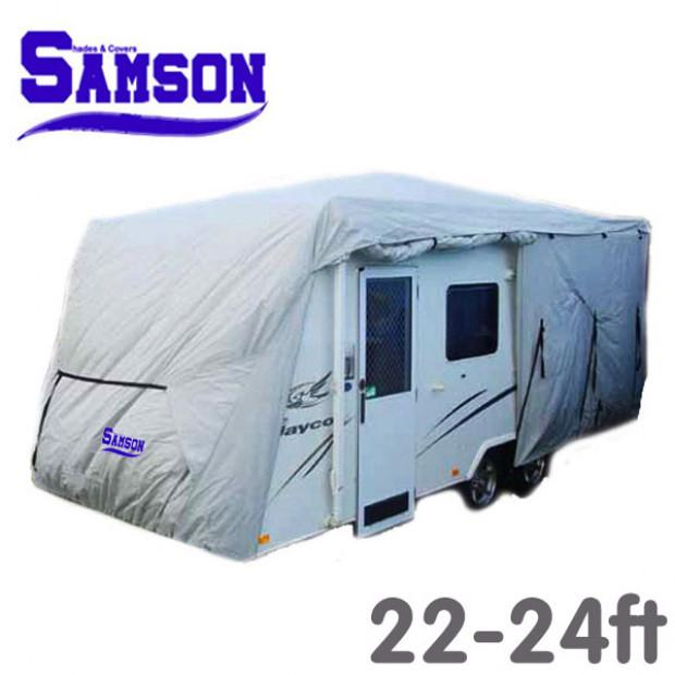 Samson Heavy Duty Caravan Cover 22'-24' - Caravan Covers Direct