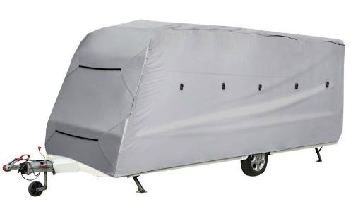 Shore Series Caravan Cover 16'-18' - Caravan Covers Direct