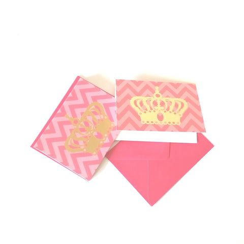 Diva Queen notecards