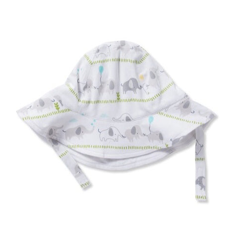 Bamboo Elephant infant sun hat