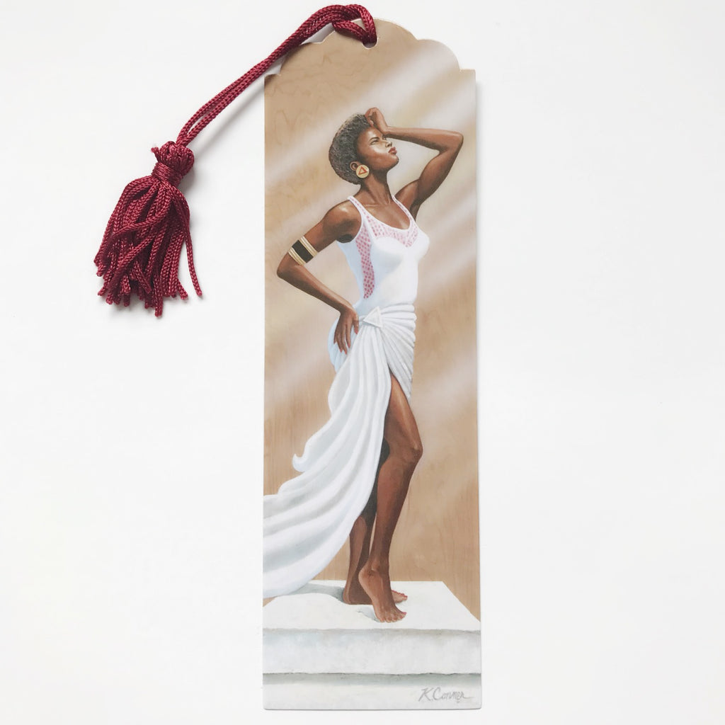 DIVA tassel bookmark