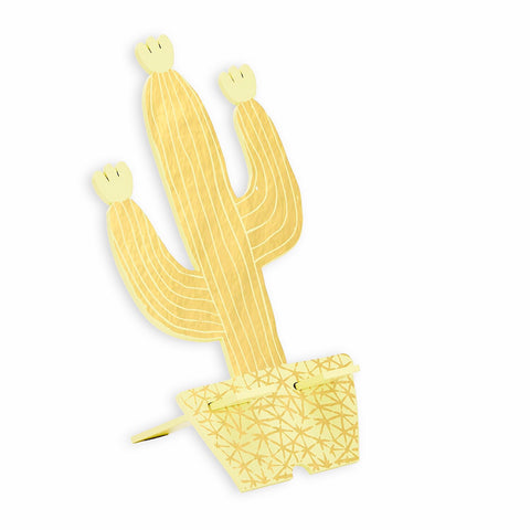 Cute CACTUS cell mates phone stand holder