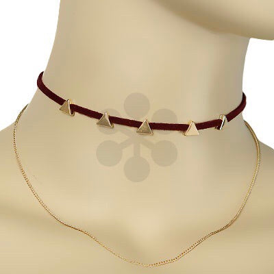 Crimson Triangle and Chain Choker