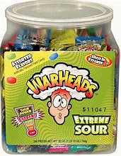 Warheads Sours Single