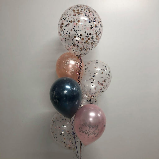 Big Confetti Balloon Bouquet
