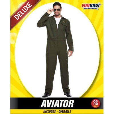 Aviator Costume - Mens