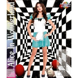 Alice In Wonderland Costume Adult