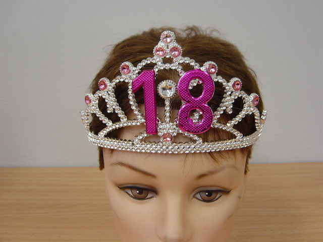 Birthday Tiara - 18th