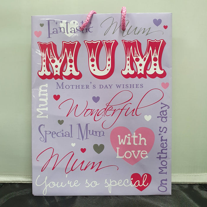 Mother's Day Medium Gift Bag