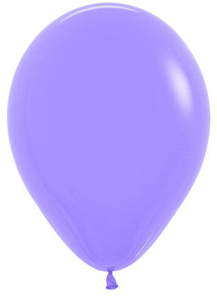 Decrotex 25 Pack Standard/Fashion Lilac 30cm Balloon