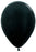 Decrotex 25 Pack Metallic Black 30cm Balloon