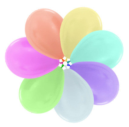 Decrotex 25 Pack Pearl Mixed 30cm Balloon