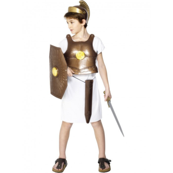 KIDS GREEK SOLDIER ARMOUR
