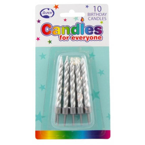 Birthday Candles 10pck