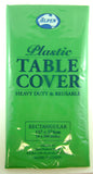 Rectangle Table Cover - Green