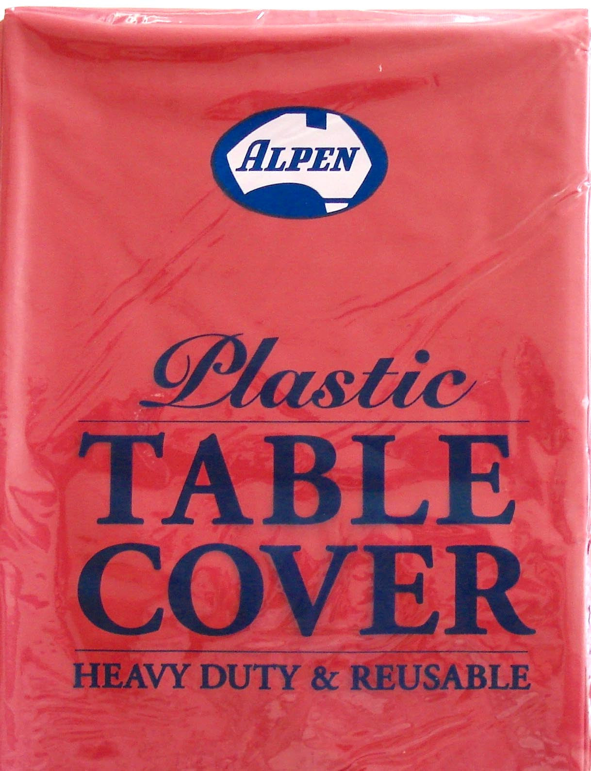 Rectangle Table Cover - Burgundy