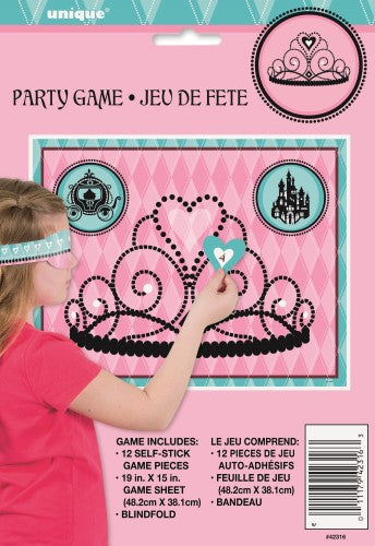 Fairytale Blindfold Game