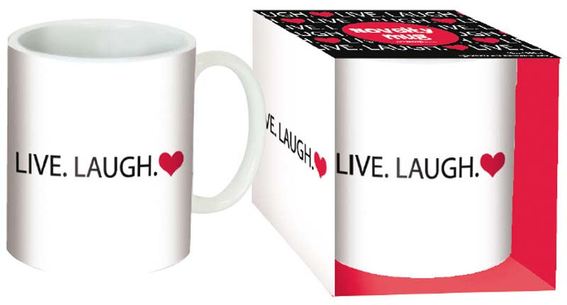 Live.Laugh.Love Mug