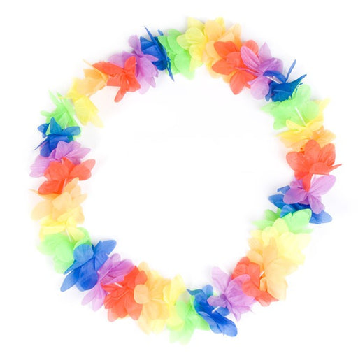 Flower Lei Multi Colour
