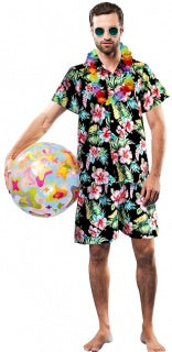Aloha Hawaii Man Adult Costume