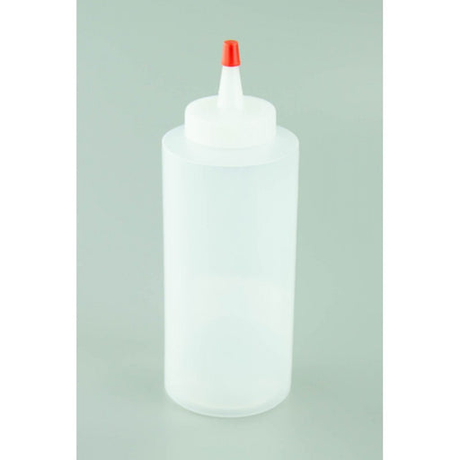 12oz Squeeze Bottle With Cap