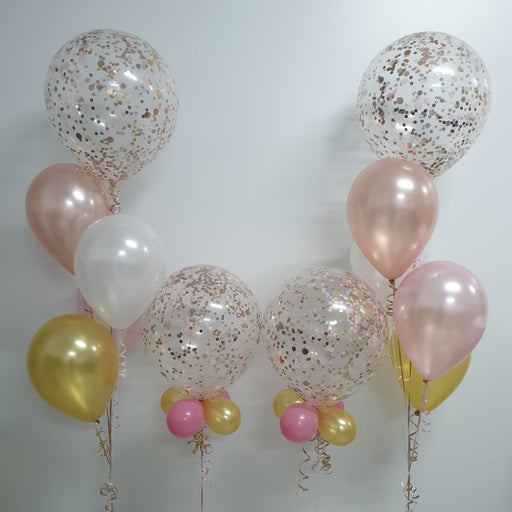 "18"" Confetti Balloon Bundle"