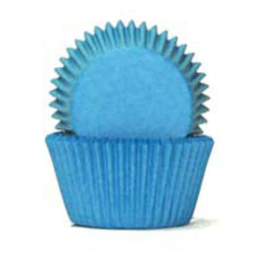 408 Baking Cups - Blue - 100 Piece Pack